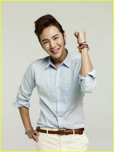 Jang Keun-Suk Fighting!