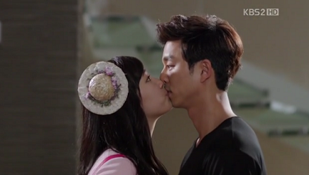 big kdrama 2012 episode 7 still kiss gong yoo suzy kyungjoon mari