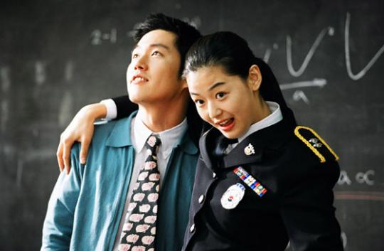 Cô nàng ngổ ngáo Tượng đài 'Cô nàng ngổ ngáo' và bộ sưu tập phim để đời của Jun Ji Hyun windstruck001 1
