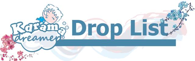 kdrama-dreamer-drop-list