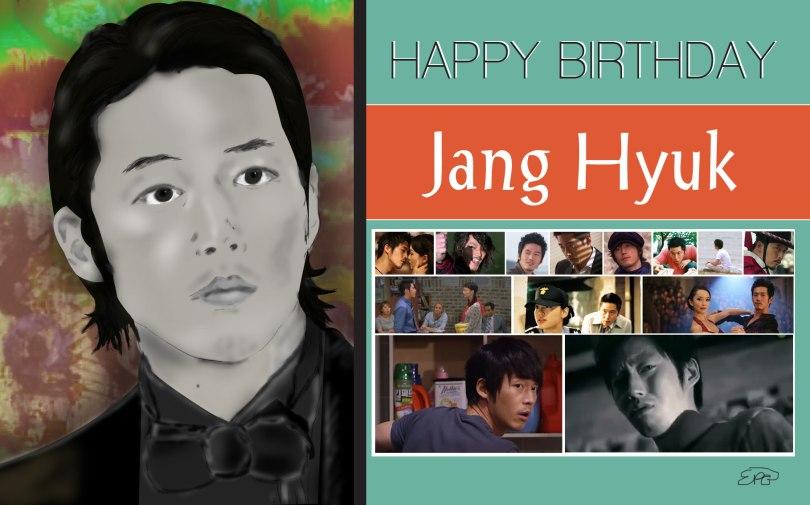 Happy Birthday Jang Hyuk