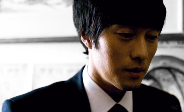 So Ji-Sub in A Company Man