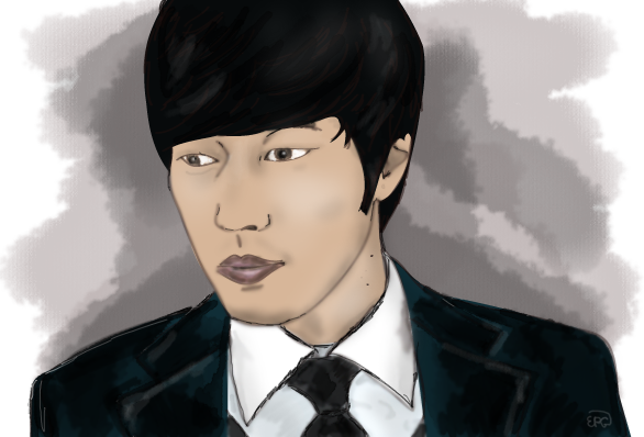 Ji Hyung-Do (So Ji-Sub) - A Company Man, Fan art by Zhaoul