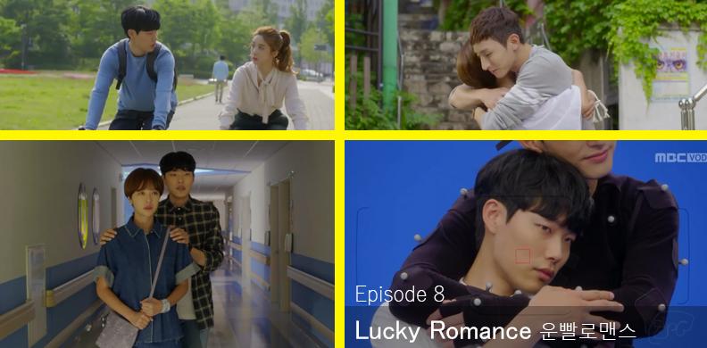 Lucky Romance Kdrama Episode8 Banner